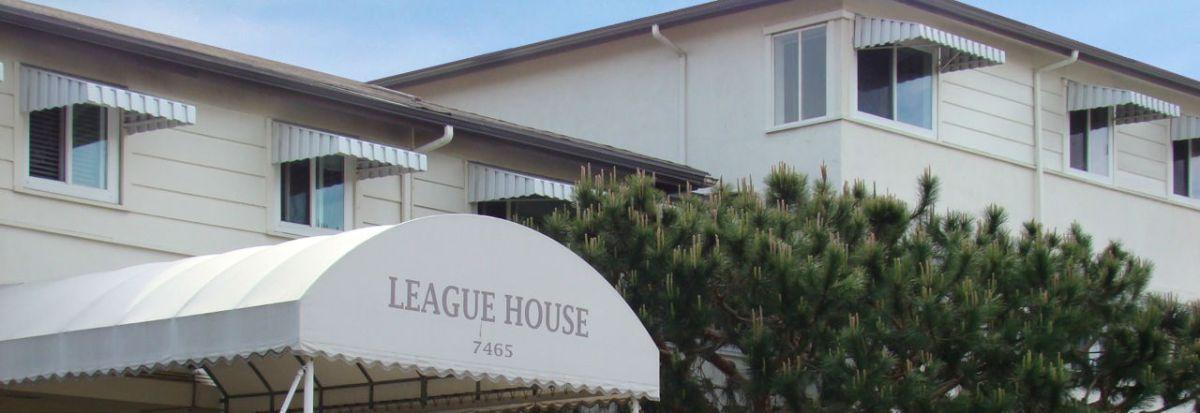 League House La Jolla, CA Low income senior housing